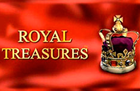 Royal Treasures автомат от Вулкан